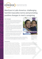 MenCare-in-Latin-America-Challenging-Harmful-Masculine-Norms-and-Promoting-Positive-Changes-in-Mens-Caregiving-EMERGE-Story-of-Change-Thumbnail
