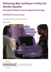 EMERGE framing paper publication cover