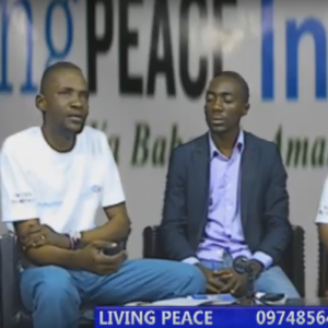 Living Peace Institute - Hope Channel Video #1
