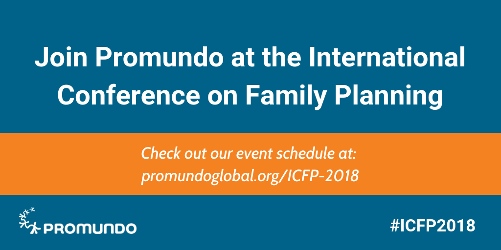 Join Promundo at the 2018 International Conference on Family
