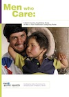 Men who Care: A Multi-Country Qualitative Study of Men in Non-Traditional Caregiving Roles