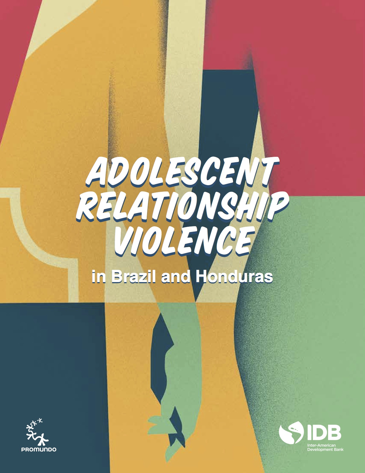 "Cover of ""Adolescent Relationship Violence in Brazil and Honduras."""