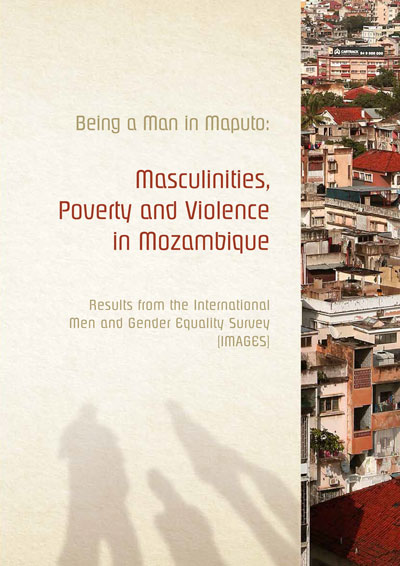 "Cover of ""Being a Man in Maputo: Masculinities, Poverty, and Violence in Mozambique"""