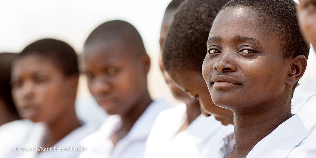 On International Day of the Girl Child, There's No Avoiding the Role