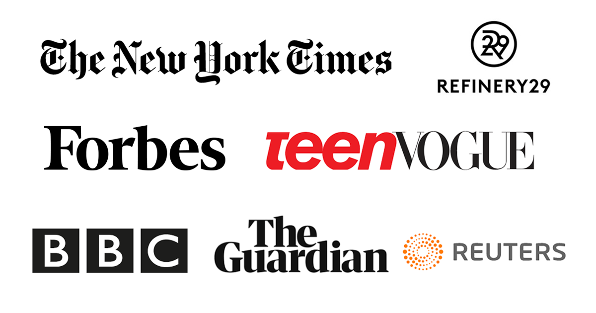 Images/logos of Press